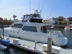 Used Navigator 53 Classic Low Hours Motor Yacht For Sale