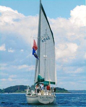 Used Chris-Craft Caribian Motorsailer Sailboat For Sale
