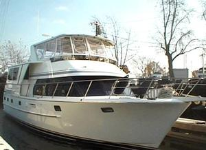 Used Defever 47 POC Motor Yacht For Sale