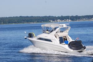 Used Sea Ray 35 Express Bridge Motor Yacht For Sale