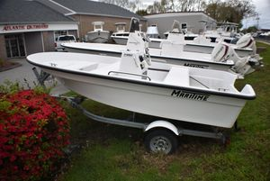 New Maritime 1480 Sport Skiff Center Console Fishing Boat For Sale