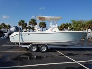 New Edgewater 245cc Center Console Fishing Boat For Sale