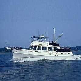 Used Grand Banks 49 Motoryacht Trawler Boat For Sale