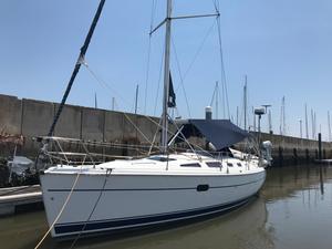 Used Hunter 356 Sloop Sailboat For Sale