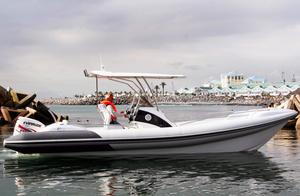 New Hysucat 28 Center Console Fishing Boat For Sale