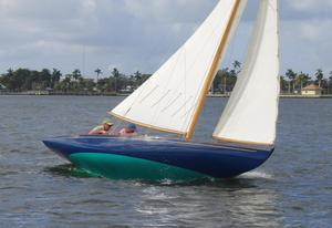 Used Herreshoff Watch Hill 15 Daysailer Sailboat For Sale