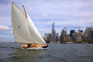 Used Herreshoff Buzzards Bay 18 Sloop Sailboat For Sale