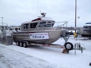 New Ashbreez ST. Elias Cuddy Cabin Boat For Sale