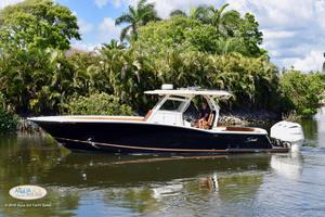 Used Scout 350 LXF High Performance Boat For Sale