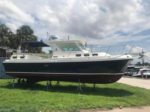 Used Albin 30 Family Cruiser Trawler Boat For Sale