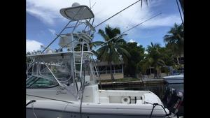 Used Stamas 340 Express Sports Fishing Boat For Sale