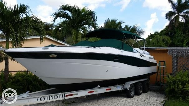 Used Four Winns 280 Horizon Bowrider Boat For Sale