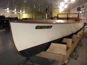 Used Fay & Bowen Launch Antique and Classic Boat For Sale
