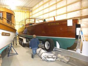 Used Consolidated Launch Antique and Classic Boat For Sale