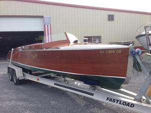 Used Hacker Craft Dolphin Runabout Tender Boat For Sale