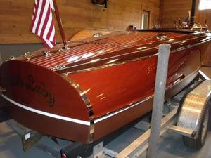 Used Chris-Craft Barrelback Antique and Classic Boat For Sale
