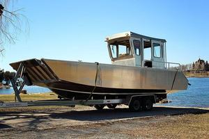 New Work Boat America Landing Craft Work Boat Center Console Fishing Boat For Sale