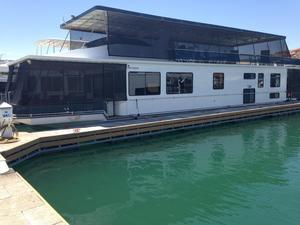 Used Stardust Cruisers Custom BOUY 185 House Boat For Sale