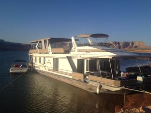 Used Stardust Cruisers Pure Enchantment Share 21 House Boat For Sale