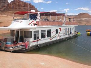 Used Sharpe Just Because Share 26 House Boat For Sale