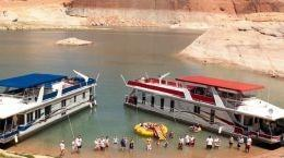 Used Stardust Cruisers Stress Relief Trip 17 House Boat For Sale