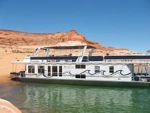 Used Sharpe Wailea Week 34 & Week 35 House Boat For Sale