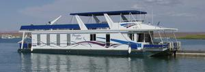 Used Stardust Cruisers Paradise Found Week 26 House Boat For Sale
