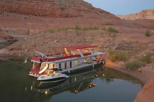 Used Stardust Cruisers Red Rock Retreat Week 33 House Boat For Sale