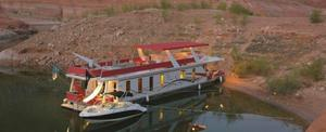 Used Stardust Cruisers Red Rock Retreat Week 34 House Boat For Sale