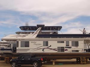 Used Stardust Cruisers Water Therapy Trip 9 House Boat For Sale