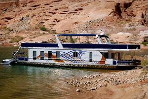 Used Sharpe Makena Week 9 House Boat For Sale