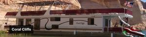 Used Sumerset Coral Cliffs Trip 17 House Boat For Sale