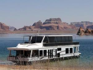 Used Sumerset Seas The Day Trip 1 House Boat For Sale