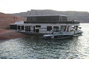 Used Sumerset Seas The Day Trip 3 House Boat For Sale