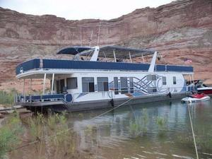 Used Sharpe Hapuna Prince Share 5 House Boat For Sale