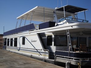 Used Sumerset Sunchaser Trip 11 House Boat For Sale