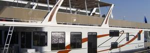 Used Sumerset Sundancer Trip 14 House Boat For Sale