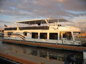 Used Sumerset Twilight Breeze Trip 7 House Boat For Sale