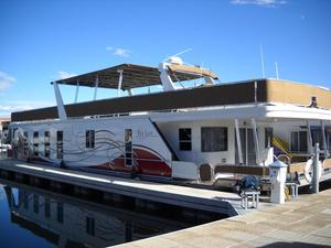 Used Sharpe Kea LANI Share 9 House Boat For Sale