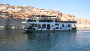 Used Sumerset Stargazer Trip 4 House Boat For Sale
