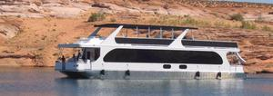 Used Bravada Dreamcatcher Trip 17 House Boat For Sale