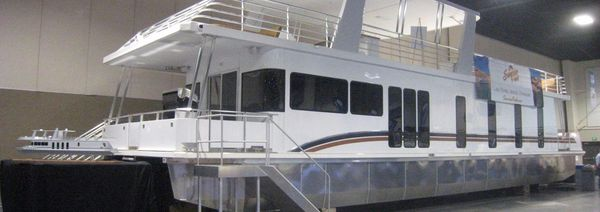 Used Destination Yachts Starchaser Trip 2 House Boat For Sale