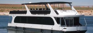 Used Bravada Dreamweaver Trip 12 House Boat For Sale