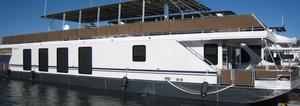 Used Bravada Sand Castle Trip 1 House Boat For Sale