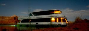 Used Bravada Infinity Trip 8 House Boat For Sale