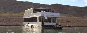 Used Bravada Evolution Trip 1 House Boat For Sale