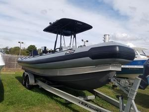 Used Zodiac Milpro SRA 750 Commercial Boat For Sale