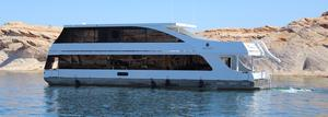 Used Adonia Atlantis Trip 4 House Boat For Sale