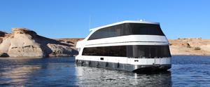 Used Adonia Enigma Trip 4 House Boat For Sale