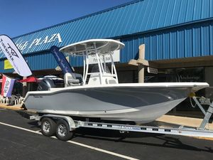 Used Tidewater 210 CC Center Console Fishing Boat For Sale